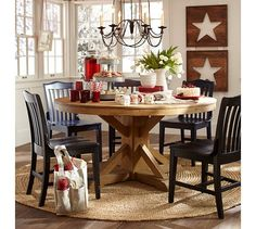 Round Jute Rug - Natural | Pottery Barn and Chandelier