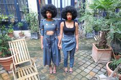 NEW COLLECTION: 'Muse' Lookbook by Natacha Baco - Akatasia | Inspired By All Things African :: African Inspirations :: African Diaspora