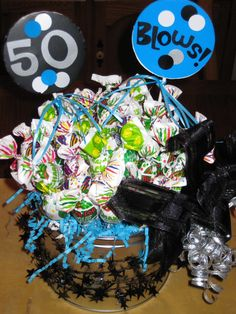 50th Birthday Party idea ... @Michelle Chow