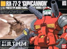 HGUC 01 1/144 RX-77-2  Guncannon Gundam Model Kit Assembled model Scale Model #Affiliate