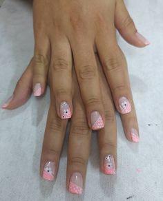 Classy Nails, Cute Nails, Classy Nail Designs, Homemade Butter, Fall Nail Art, French Nails, Pedicure, Hair And Nails, Hair Beauty