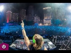 Another good mix to use for a Spinning Workout. David Guetta - Miami Ultra Music Festival 2014