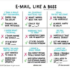 Sometimes with email, or messages in general we tend to have a knee jerk reactio... - #Email #general #jerk #knee #Messages #reactio #tend