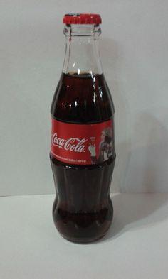 Limited 100th Anniversary Coca Cola Bottle with 1920 Label 250 ml Croatia | eBay