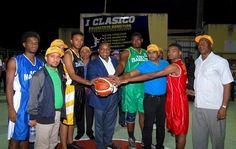 El club Los Coquitos lidera de manera invicta el I Clásico de Baloncesto Mameyero U-25, que se celebra en diferentes instalaciones y sectores aledaños de Los Mameyes