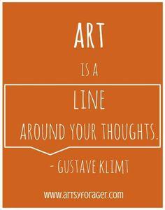 Get Inspired: Gustave Klimt