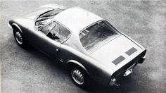 Fiat 850 Coupe Sportivo (Vignale), 1965