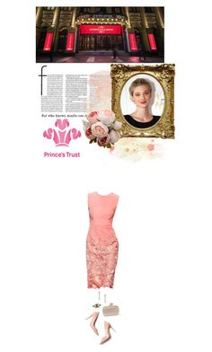 """""""(V) Attends The Prince's Trust Awards at the London Palladium, standing in for her brother"""" by immortal-longings ❤ liked on Polyvore featuring M. Gemi, Diane Von Furstenberg and Tiffany & Co."""