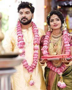 Kerala Bride, Sari, Fashion, Saree, Moda, Fashion Styles, Fashion Illustrations, Saris, Sari Dress