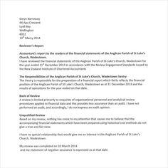 Treasurer Report Template - 10+ Free Sample, Example, Format ...