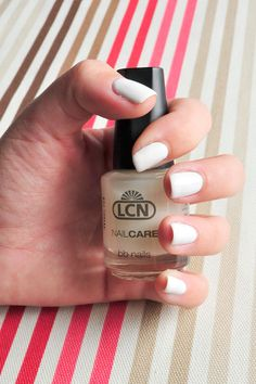Our Beauty Editor Carli Prinsloo is light and bright in white! Pedicures, Manicure And Pedicure, Nail Care, Editor, Bright, Nails, People, Beauty, Finger Nails