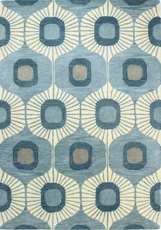 43881b1838fa Fremont Light Blue Area Rug Rug Studio