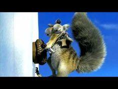 Scrat - Gone Nutty - YouTube