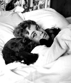 Brigitte Bardot... Re-pinned by StoneArtUSA.com ~ affordable custom pet memorials since 2001