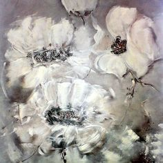 Solfrid Skarseth, Acryl on canvas on ArtStack Canvas, Painting, Abstract Art, Art, Abstract