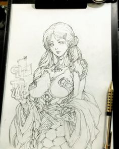 how to draw fists Pencil Drawings Of Girls, Art Drawings Sketches, Cool Drawings, Anime Fantasy, Fantasy Art, Character Art, Character Design, Character Concept, Art Antique