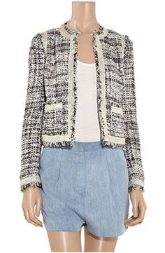 chanel style jacket - Google Search