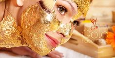 Ladies, revive your skin with an invigorating Facial with Gold Mask and a 20-Minute Hand Massage from Eva Beauty Spa for AED 89 (Value AED 325) – Look beautiful!