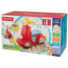Laugh & Learn Smart Stages Scooter 1