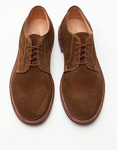 Snuff Suede Blucher // Need Supply Co.