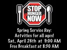 All are welcome to help package 30,000 meals for our hungry neighbors THIS SATURDAY! #SMUMC #STOPHUNGERNOW!!!