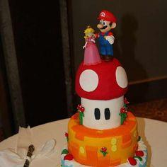 Pasteles de bodas ideales para todos los geeks - Contenido seleccionado con la ayuda de http://r4s.to/r4s