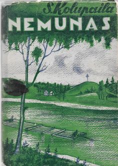 SKOLUPAILA NEMUNAS LITHUANIAN LANGUAGE VERSION 1950 PAPERBACK EDITION