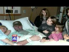 ▶ Man Sees Newborn Daughter Before He Dies - YouTube. So sad but amazing