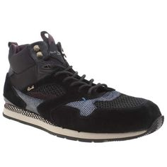 Paul Smith shoes black fable trainers