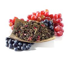 I wish I had a lifetime supply of Imperial Blueberry Acai Tea.. Before they discontinue it :/!  I know they will!
