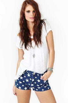Star shorts*-