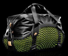 Nike 3D-printed Sports Bag | Brazil 2014 World Cup