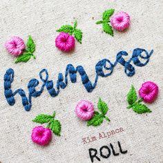 """좋아요 359개, 댓글 43개 - Instagram의 Kim Alpaca _ 유튜브 뭐든지TV(@kim_alpaca)님: """"#프랑스자수 나는 추석에도 이렇게 열심히 업로드를 한다네~ 이제 나가 놀아야지 ㅋㅋ This is how I embroider flowers like donuts.…"""" Ideas Originales, Embroidery Motifs, Decoupage, Sewing, Strands, Mexican Embroidery, Hand Embroidery, Dressmaking, Couture"""