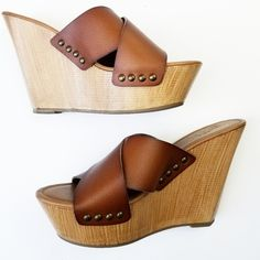 ad87d3579eea 7 Best Brown wedges outfit images