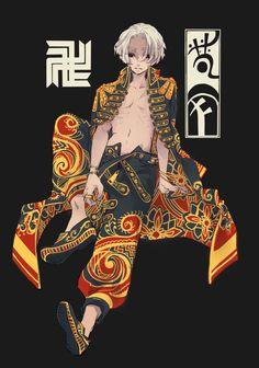 Fanarts Anime, Manga Anime, Anime Art, Tokyo Ravens, Anime Qoutes, Mikey, Black Dragon, Ereri, Bungo Stray Dogs