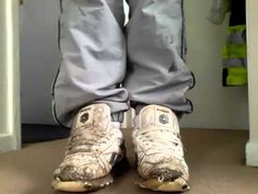 worn out white trainers - Google Search