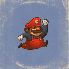 Community Post: Super Mario Bros. Re-Imagined In 100 Images