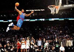 Dwight Howard Superman, all star game dunk contest