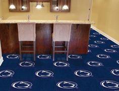 Penn State Nittany Lions Carpet Tiles
