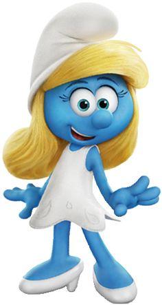 Pictures Of Smurfette : pictures, smurfette, Smurfette, Ideas, Smurfette,, Smurfs,, Smurfs, Movie