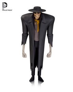 Based on the Scarecrow's look in The New Batman Adventures, Jonathan Crane is the first figure to be announced from Wave 5 of the Batman: The Animated Series line and will be available in fall, 2015. Also, feel free to head over to DC Collectibles and...