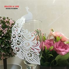 50pcs Laser Cut Paper Place Card Escort Card Cup Card Wine Glass Card Wedding Decoration Wedding Favors and gifts,wedding favors on Aliexpress.com | Alibaba Group