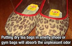 Stinky shoe solution