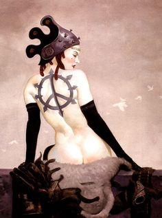 ASYLUM ART BEST FRENCH ART BLOG