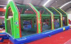 Inflatable Sports Arena WSP-126