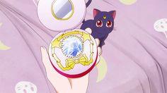 クリスタル・スター・ブローチ Crystal Star Brooch - anime Sailor Moon R