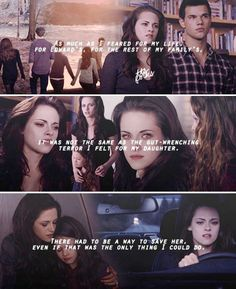 Bella Cullen, Madly In Love, Save Her, Twilight Saga, Ways To Save, Boys Who, To My Daughter, Movie Tv, Kristen Stewart