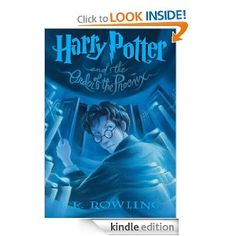 Harry Potter and the Order of the Phoenix (Book 5) by J.K. Rowling. I'd say this one was on par with the others, maybe a little drawn out. Still kept me turning pages. 4.5 stars