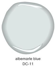Albemarie Blue from the darrylcarter Collection by Benjamin Moore