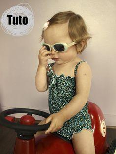 Maillot de bain (Taille 12 mois )- Blog mode enfant - Petit Karel